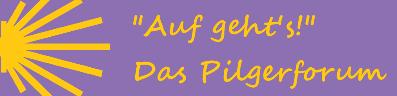 Logo des Pilgerforums